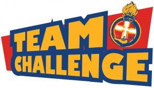 Girls' Brigade England and Wales Team Challenge logo