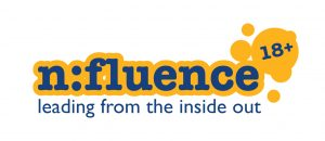 n:fluence 18+ logo