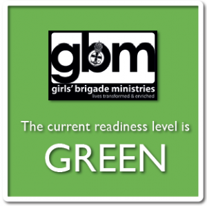 green readiness level