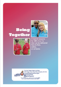 Being Together 4-11s resource cover