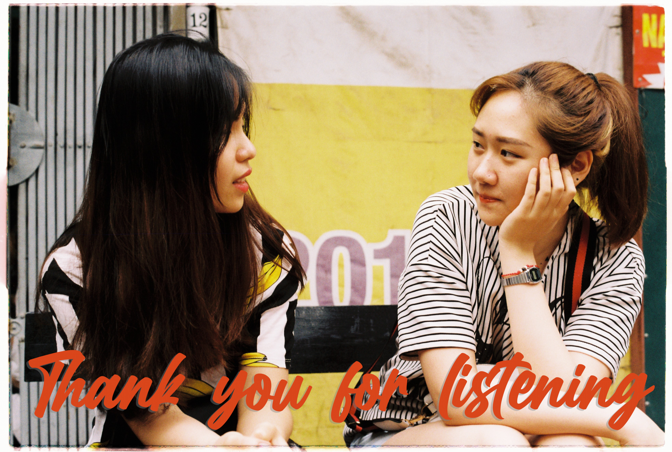 Thank you for listening blog post cover