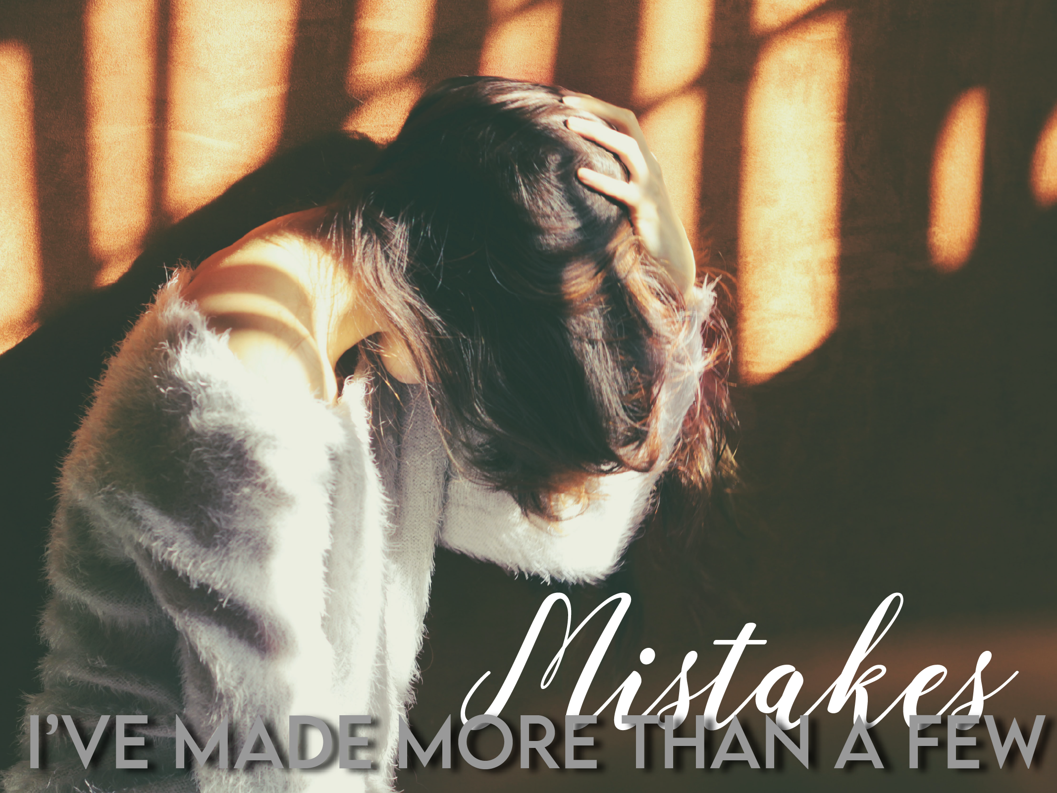 Mistakes blog post cover