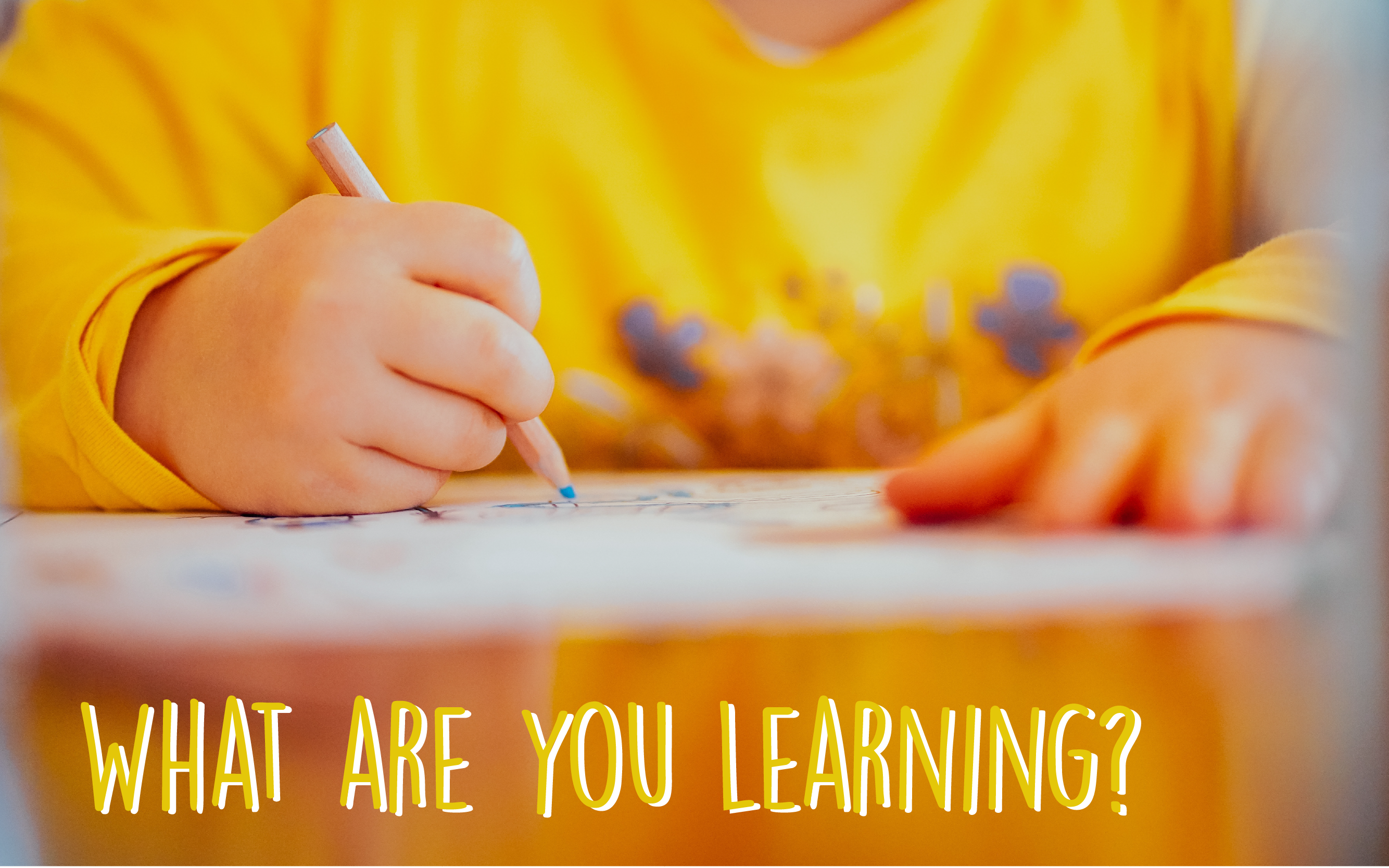 What Are You Learning blog cover
