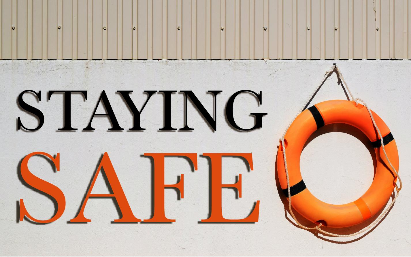 staying safe blog cover